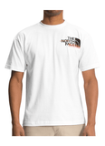 T-shirt The North Face Coordinates - TNF white