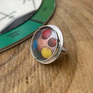 Color Wheel RING size 8.5