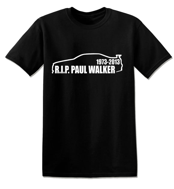 T693 - Rip Paul Walker Funny Offensive Unisex T-Shirt