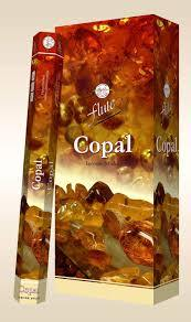 Flute Copal Incense Box - Altered Reality