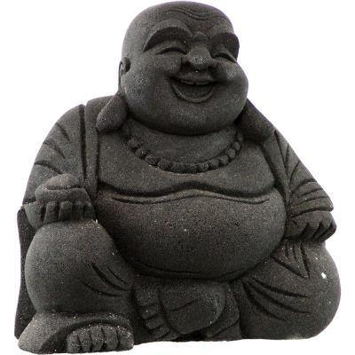Happy Buddha Statue - Altered Reality