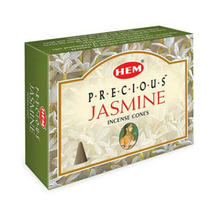 Hem Jasmine Incense Cones Single - Altered Reality