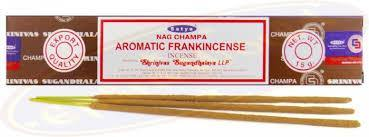 Satya Nag Champa Aromatic Frankincense Incense Single - Altered Reality