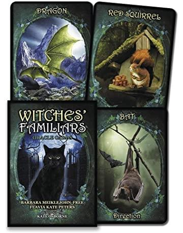 Witches' Familiars Oracle Cards - Altered Reality