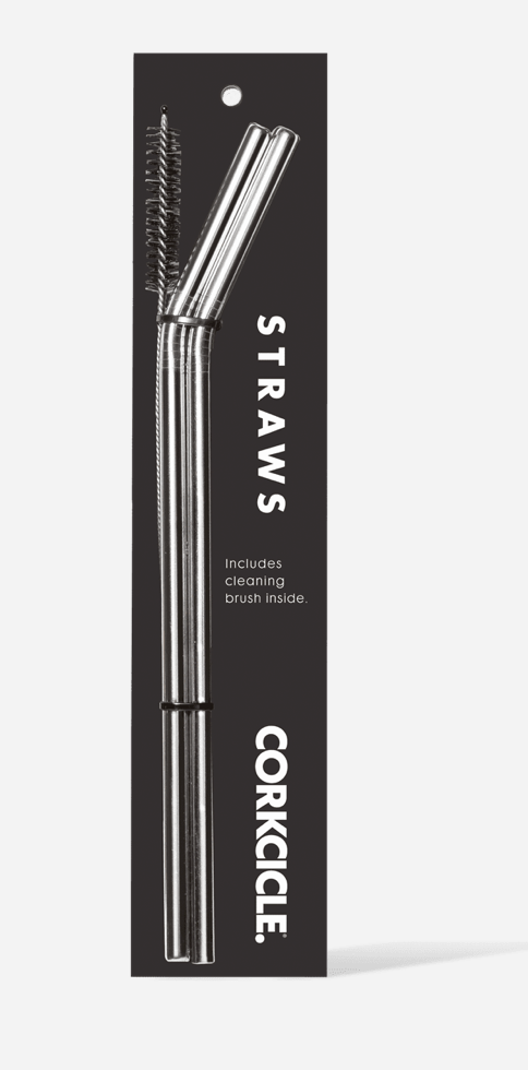 Corkcicle Straws