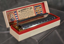 Load image into Gallery viewer, Hohner 125th Anniversary Limited Edition Marine Band Harmonica Key of C