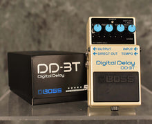 Load image into Gallery viewer, Boss DD-3T Digital Delay Pedal