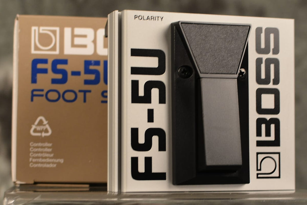 Boss FS-5U Momentary (Non-Latching) Footswitch