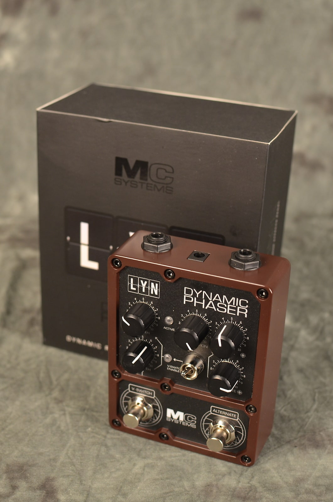 MC Systems LYN Dynamic Phaser Pedal