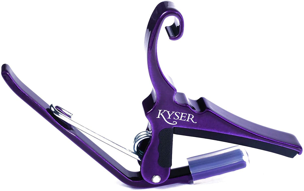 Kyser Quick Change Capo - Purple