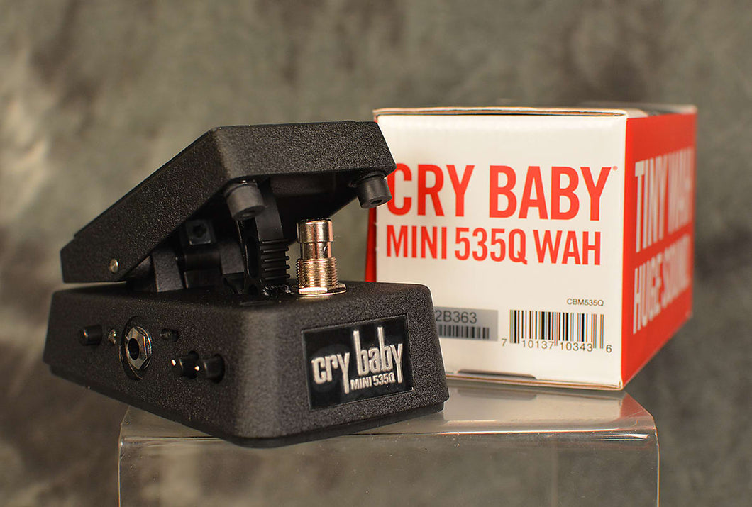 Dunlop Cry Baby 535Q Multi-wah Mini Version