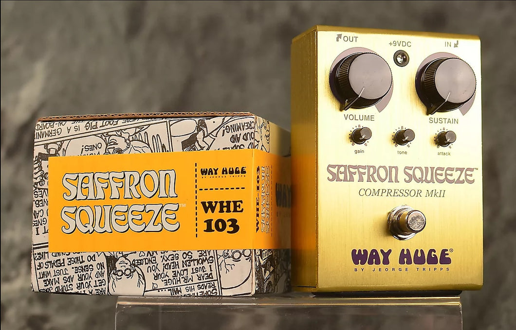 Way Huge Saffron Squeeze Compressor mkII
