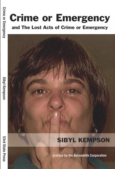 Crime or Emergency (PDF)