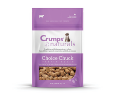 Load image into Gallery viewer, CRUMPS' NATURAL Choice Chuck Cat Treats