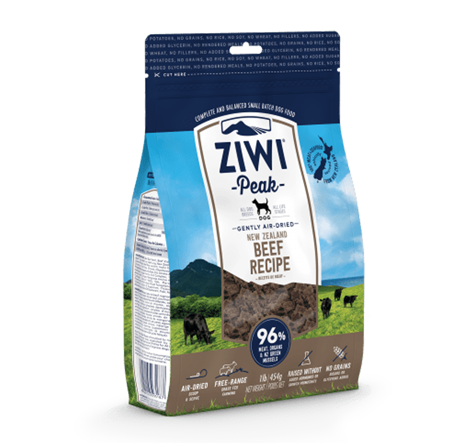 ZIWI® Peak Air-Dried Beef Recipe For Dogs