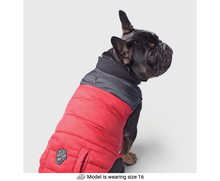 Load image into Gallery viewer, CANADA POOCH Summit Stretch Vest Red