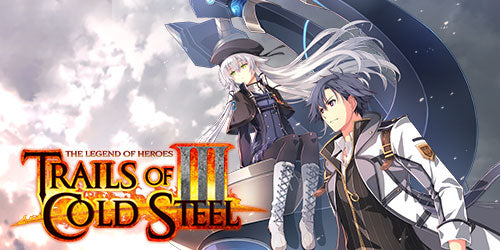 The Legend of Heroes: Trails of Cold Steel III - Nintendo Switch