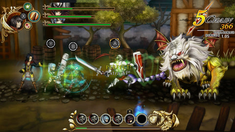 Fallen Legion: Rise To Glory Screenshot
