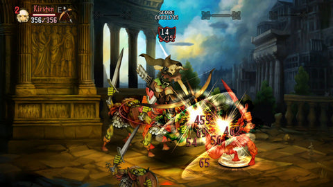 Dragons Crown PS®Vita