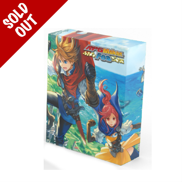 RPG Maker Fes - Limited Edition