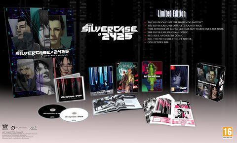 The Silver Case 2425 - Limited Edition - Nintendo Switch™