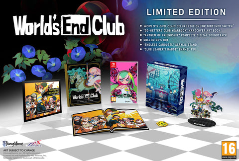 World's End Club - Limited Edition - Nintendo Switch™