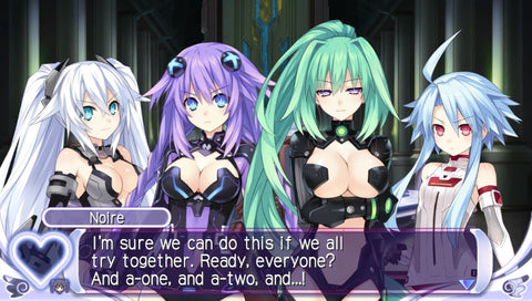 Hyperdimension Neptunia Producing Perfection Screenshot