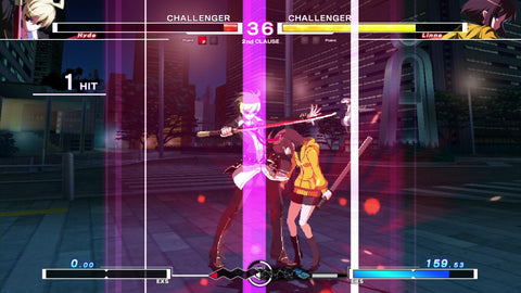 Under Night In-Birth Exe:Late Screenshot