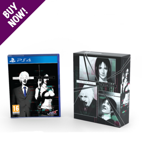 The 25th Ward: The Silver Case - Limited Edition - PS4®