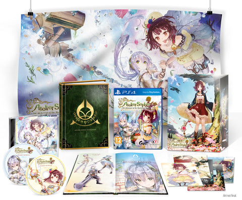 Atelier Sophie - Limited Edition Set