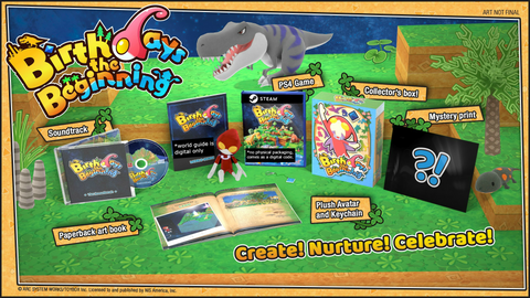 Birthdays the Beginning - Limited Edition Set