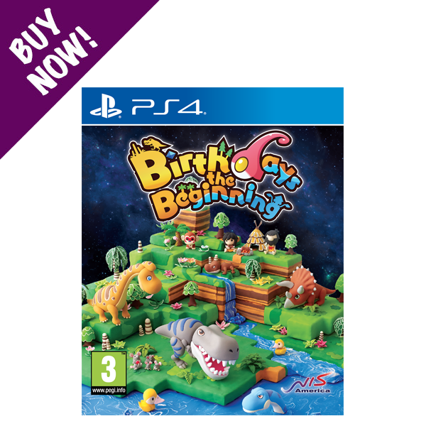 Birthdays the Beginning - Standard Edition - PS4®