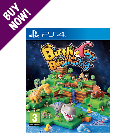 Birthdays the Beginning - Standard Edition