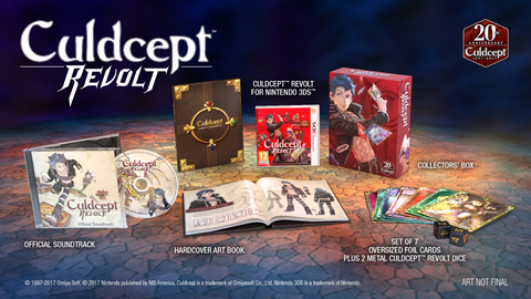 Culdcept Revolt - Limited Edition Set