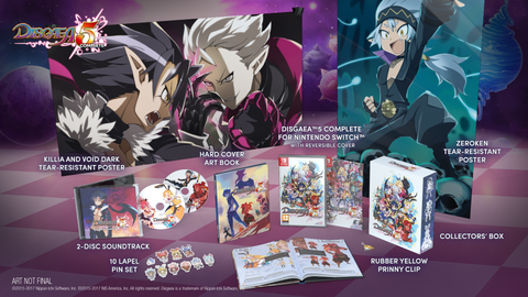 Disgaea 5 Complete - Limited Edition Set