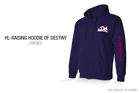 Disgaea 6: Defiance of Destiny - HL-Raising Hoodie of Destiny