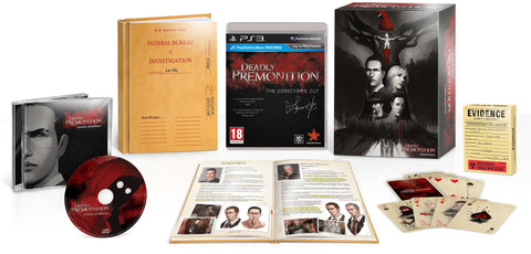 Deadly Premonition - Classified Edition