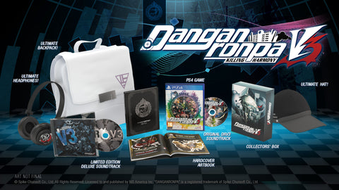 Danganronpa V3: Killing Harmony Limited Edition Set
