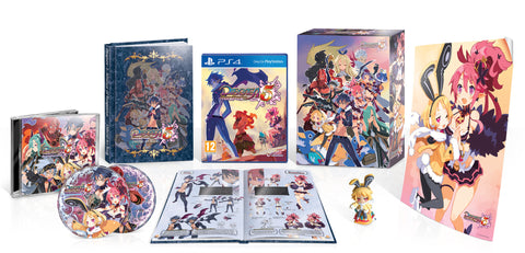 Disgaea 5: Alliance of Vengeance - Limited Edition Set