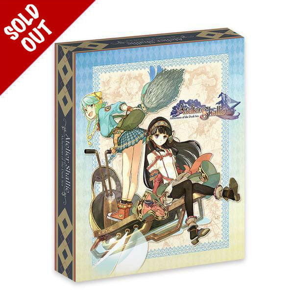Atelier Shallie: Alchemists Of The Dusk Sea - Limited Edition
