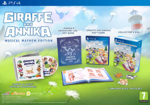 Giraffe and Annika Musical Mayhem Edition - PS4®