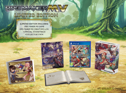 RPG Maker MV - Limited Edition - PS4®