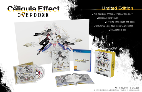 The Caligula Effect: Overdose - Limited Edition Set