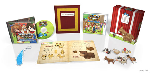 Harvest Moon: Skytree Village - Limited Edition Set