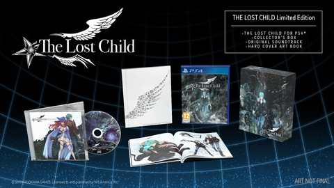 The Lost Child - Limited Edition Set