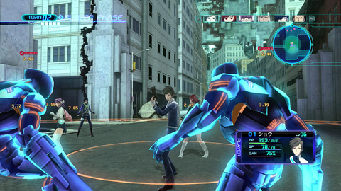 Lost Dimension Screenshot