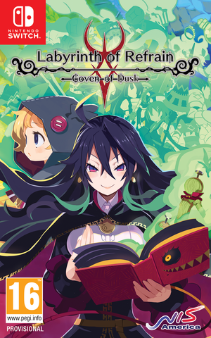 LABYRINTH OF REFRAIN: COVEN OF DUSK - Nintendo Switch - Game