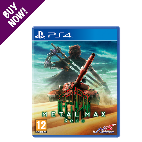 METAL MAX : Xeno - PS4 - Standard Edition
