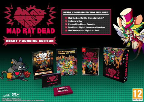 Mad Rat Dead - Limited Edition - Nintendo Switch™
