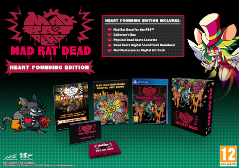 Mad Rat Dead - Limited Edition - PS4®